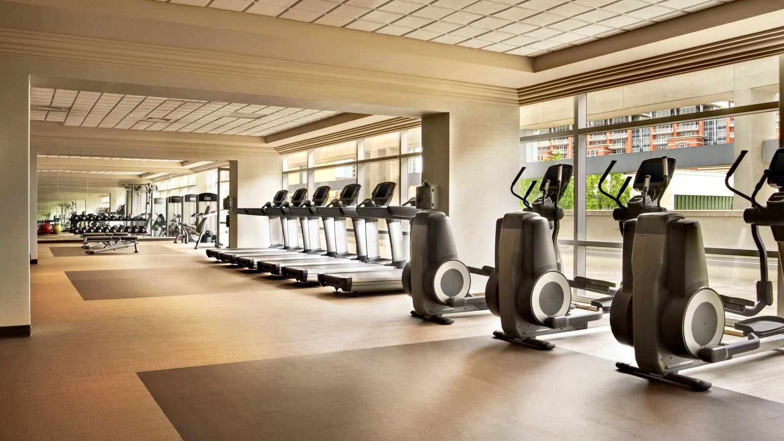 WestinWORKOUT® at The Westin Charlotte