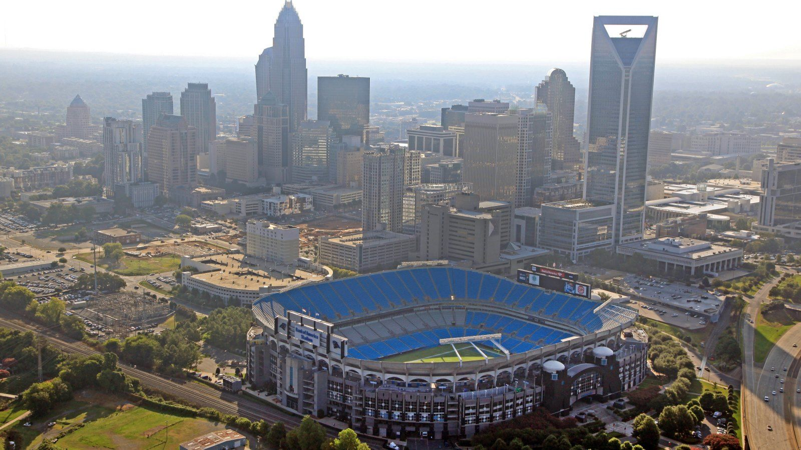 The Westin Charlotte - Bank of America Stadium