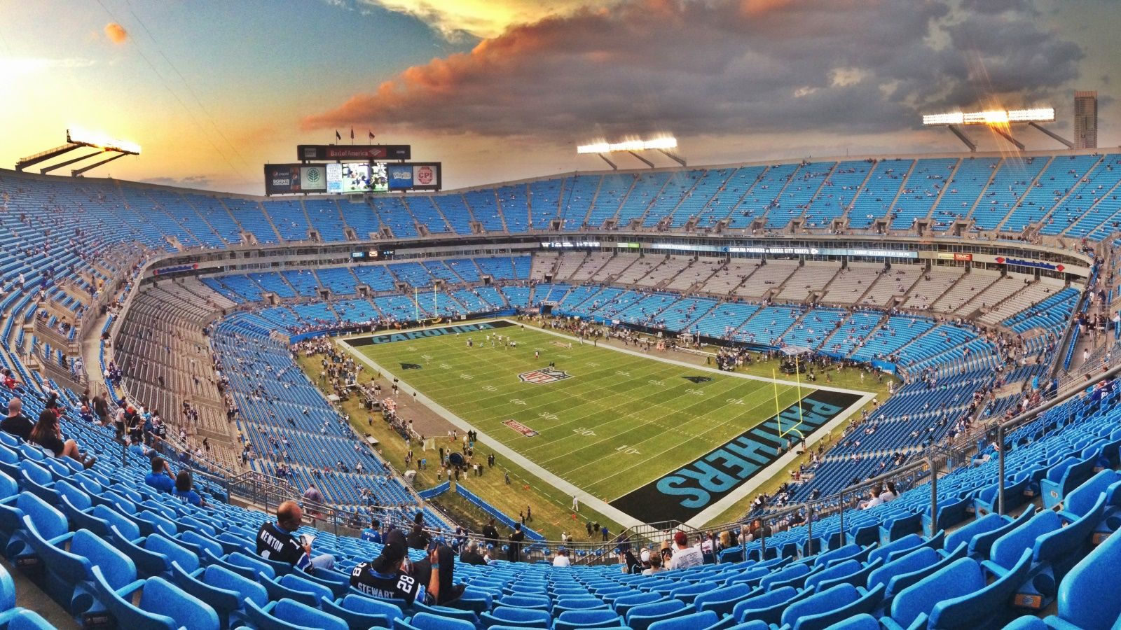 Charlotte Panthers Stadium | The Westin Charlotte