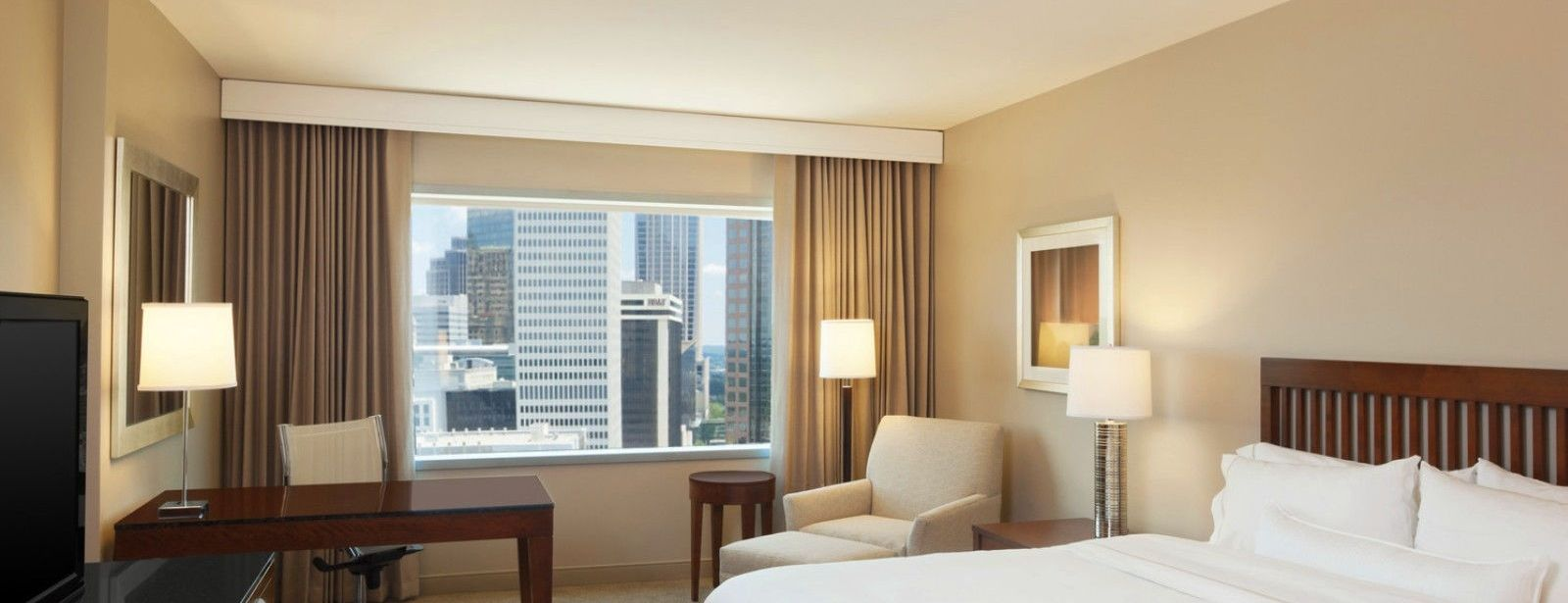 Uptown View Room